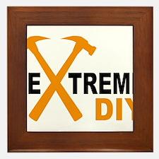 extreme diy Framed Tile