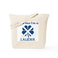 Lauder Family Tote Bag