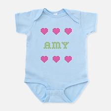 Amy Body Suit