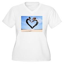 Dachshund Love He T-Shirt