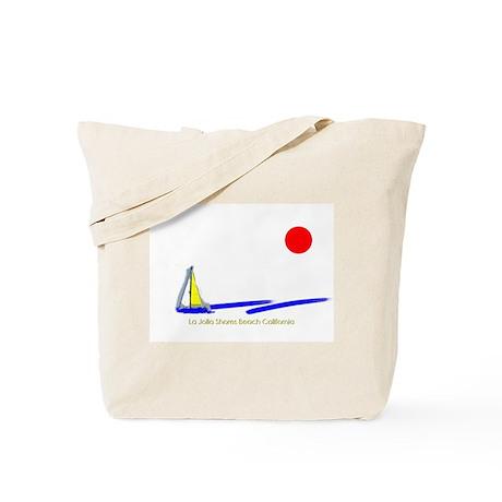 La Jolla Shores Tote Bag