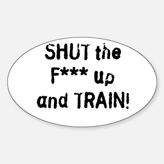 stfu2clean.png Bumper Stickers
