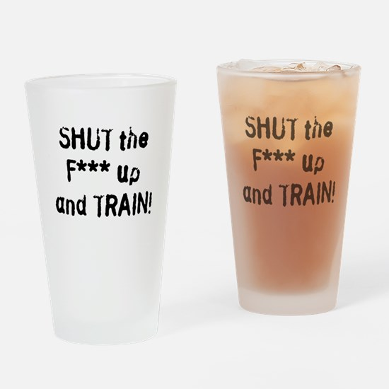 stfu2clean.png Drinking Glass