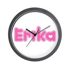"""Erika"" Wall Clock"