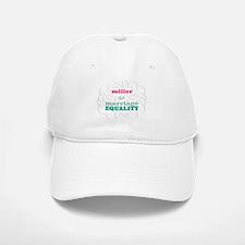 Miller for Equality Baseball Baseball Baseball Cap