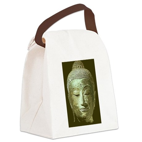 Siddhartha Canvas Lunch Bag