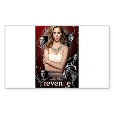 Revenge Magazine Decal
