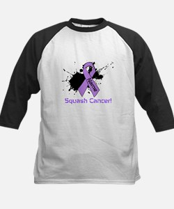 Personalize Squash Cancer Tee