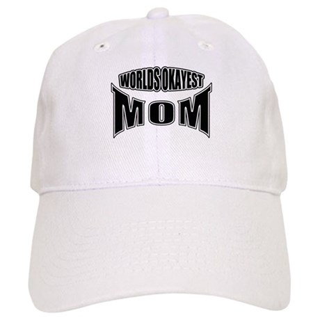 worlds okayest mom Cap
