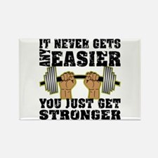 You Just Get Stronger Rectangle Magnet