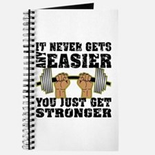 You Just Get Stronger Journal