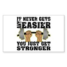 You Just Get Stronger Decal