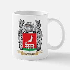 Dominik Coat of Arms - Family Crest Mugs