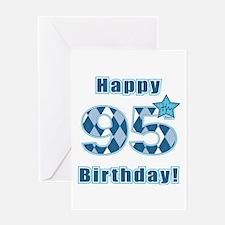 Happy 95th Birthday! Greeting Card