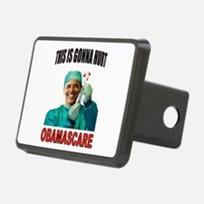 OBAMASCARE Hitch Cover