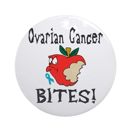 can ovarian cysts be cancerous