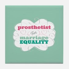 Prosthetist for Equality Tile Coaster