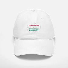 Republican for Equality Baseball Baseball Baseball Cap