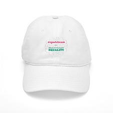 Republican for Equality Baseball Baseball Cap