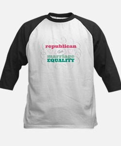 Republican for Equality Baseball Jersey