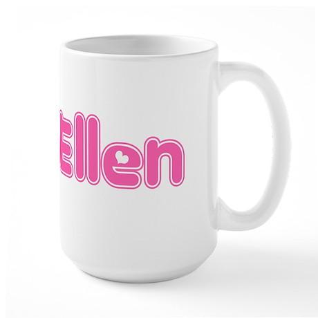 """""""Ellen"""" Large Mug"""