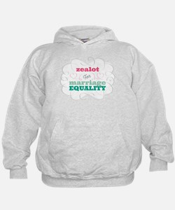 Zealot for Equality Hoodie
