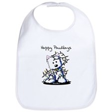 DeLighted Westie Bib