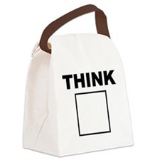 Think Canvas Lunch Bag