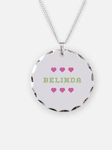 Belinda Cross Stitch Necklace