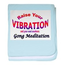 Raise Your Vibration with Gong Meditation baby bla
