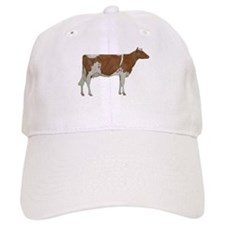 Guernsey Milk Cow Baseball Cap