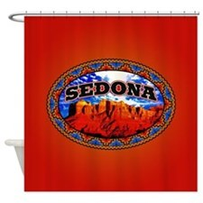 Sedona Navajo Sky Shower Curtain