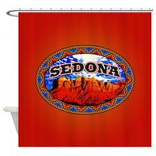 Sedona Navajo Sky Shower Curtain