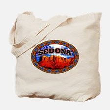 Sedona Navajo Sky Tote Bag