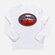 Sedona Navajo Sky Long Sleeve Infant T-Shirt