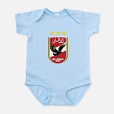 Al Ahly SC Infant Bodysuit
