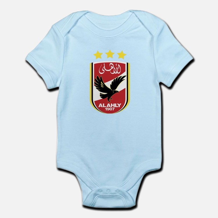 Al Ahly SC Infant Bodysuit