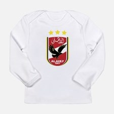Al Ahly SC Long Sleeve Infant T-Shirt