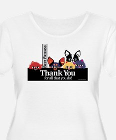 Thank You Plus Size T-Shirt
