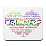 Friendstv Classic Mousepad