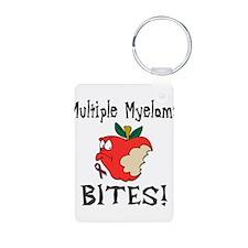 Multiple Myeloma Bites Keychains