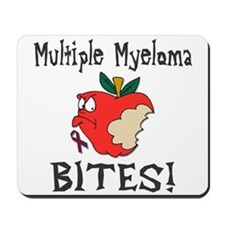 Multiple Myeloma Bites Mousepad