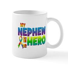 My Nephew Is My Hero Mug