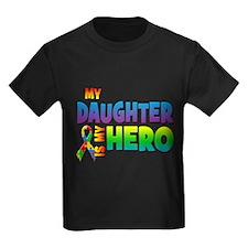 My Daughter Is My Hero T-Shirt