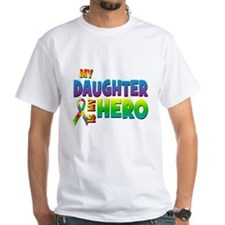 My Daughter Is My Hero T-Shirt