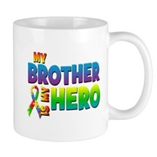 My Brother Is My Hero Mug