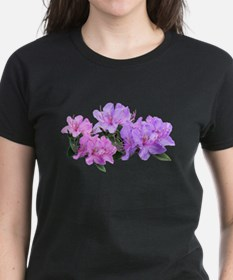 Purple azalea flowers T-Shirt