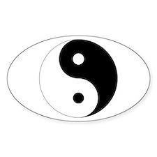 Tai Chi Yin Yang Decal