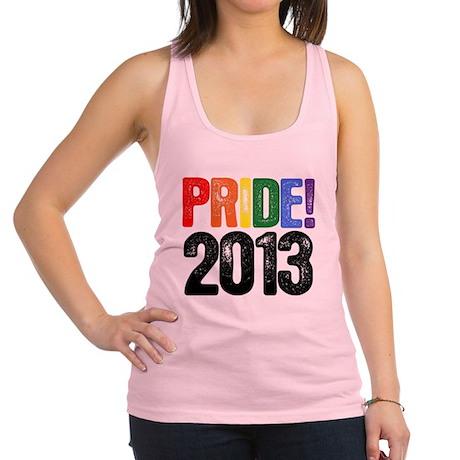 Pride 2013 Racerback Tank Top