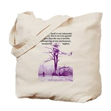 Not Inherently Dangerous Tote Bag
